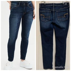 American eagle skinny jeans size 12 R